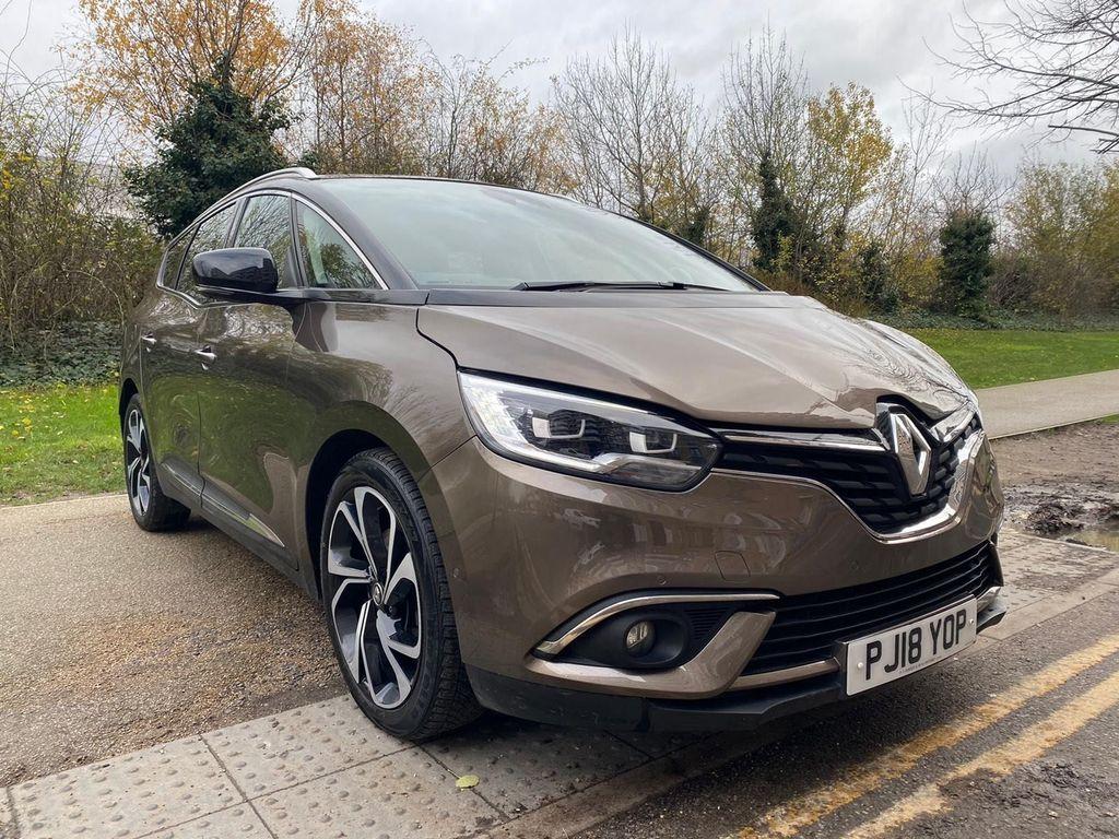Renault Grand Scenic MPV 1.6 dCi Signature Nav EDC (s/s) 5dr
