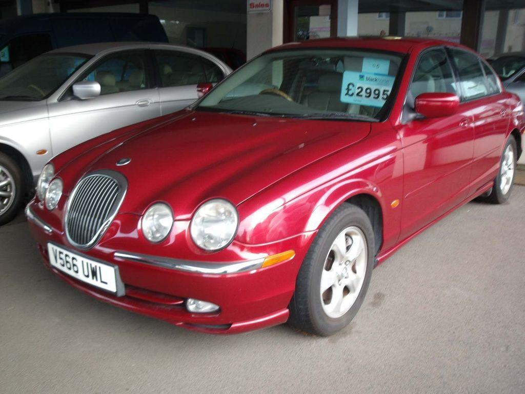 Jaguar S-Type Saloon 3.0 V6 SE Saloon 4dr Petrol Manual (270 g/km, 240 bhp)