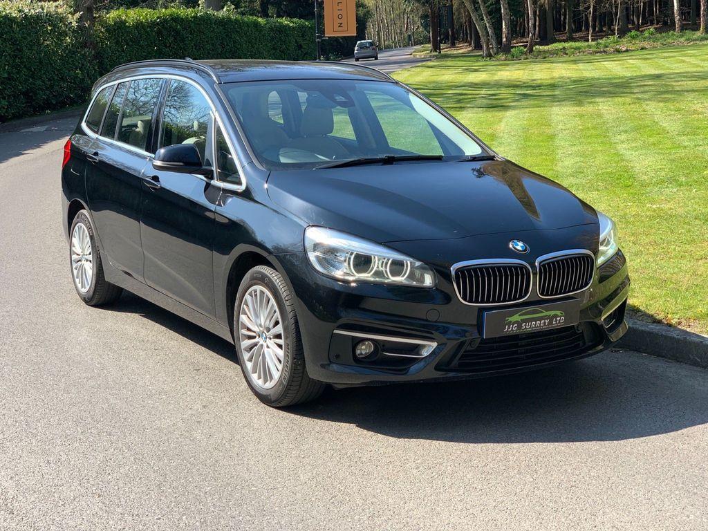 BMW 2 Series Gran Tourer MPV 1.5 216d Luxury Gran Tourer Auto (s/s) 5dr