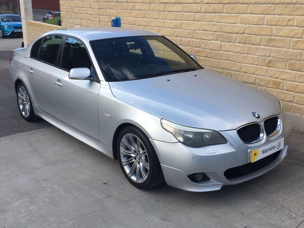 BMW 5 Series Saloon 2.5 525i Sport 4dr