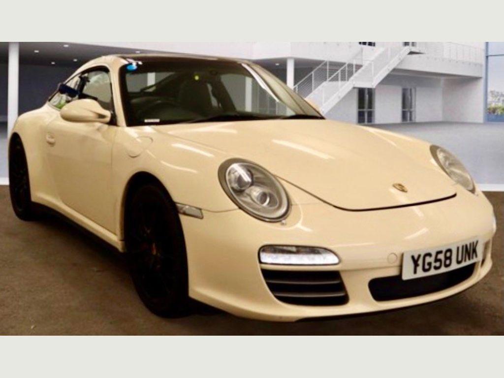 Porsche 911 Convertible 3.8 997 4S Targa PDK AWD 2dr