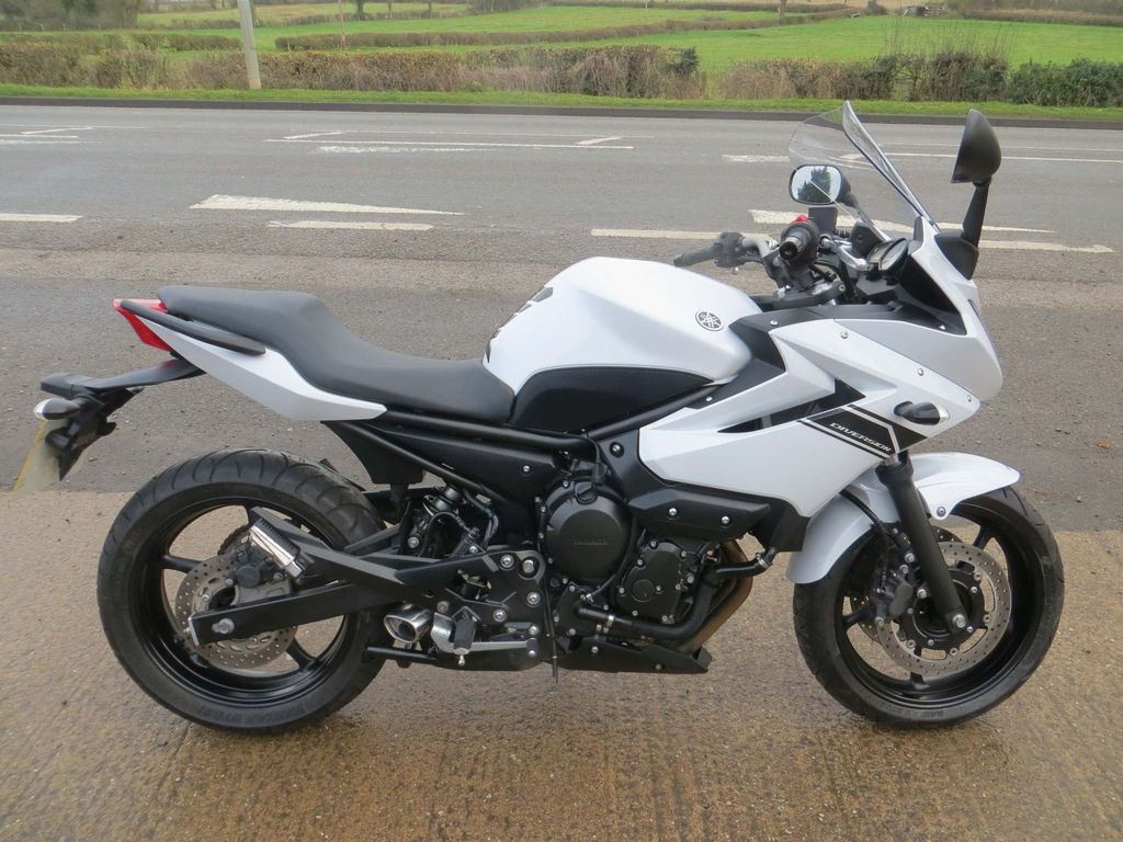 Yamaha XJ6 Adventure 600 Diversion F