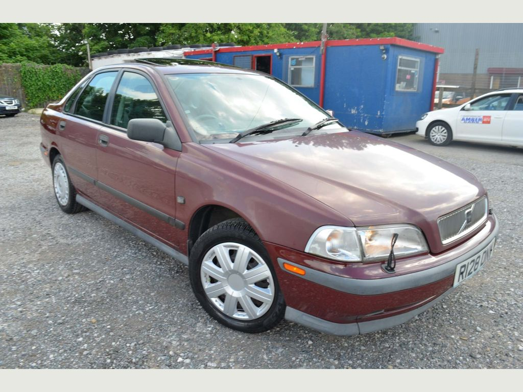 Volvo S40 Saloon 1.8 4dr