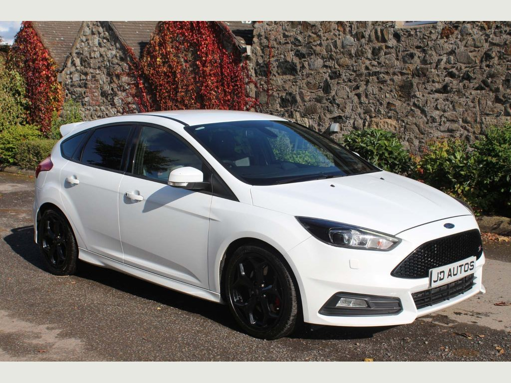 Ford Focus Hatchback 2.0 TDCi ST-3 Powershift (s/s) 5dr