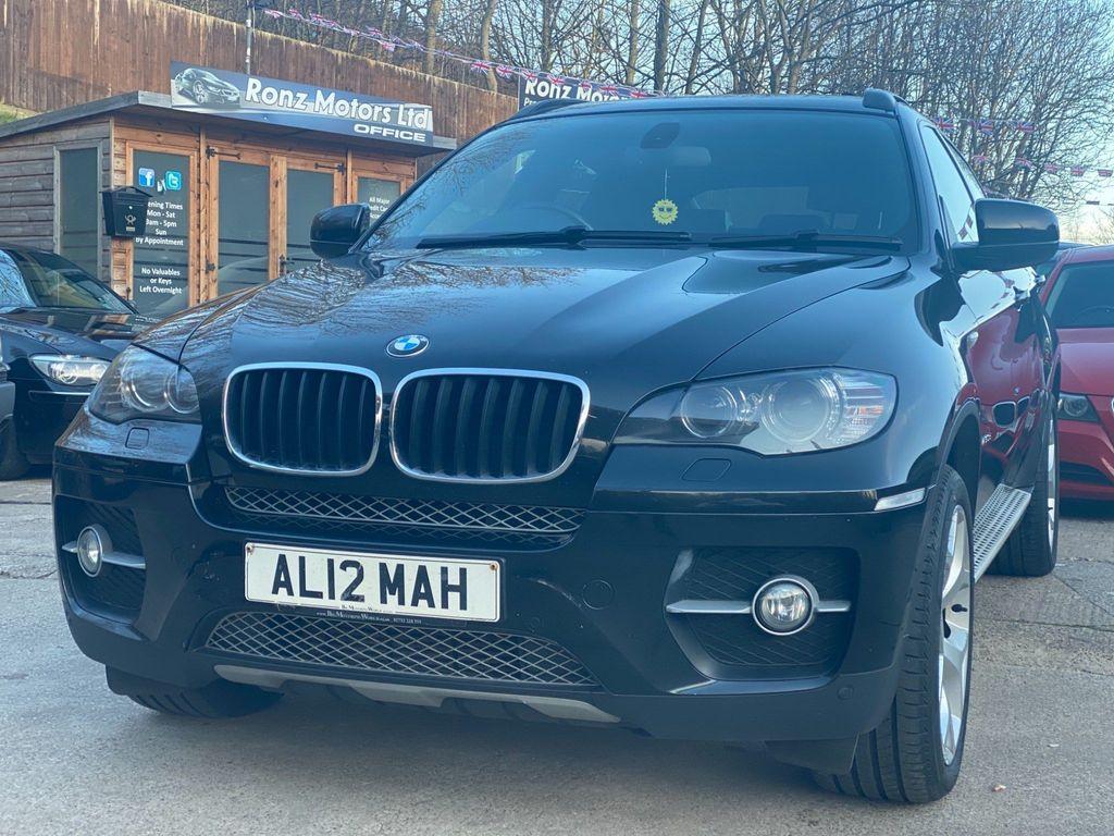 BMW X6 SUV 3.0 30d BluePerformance xDrive 5dr