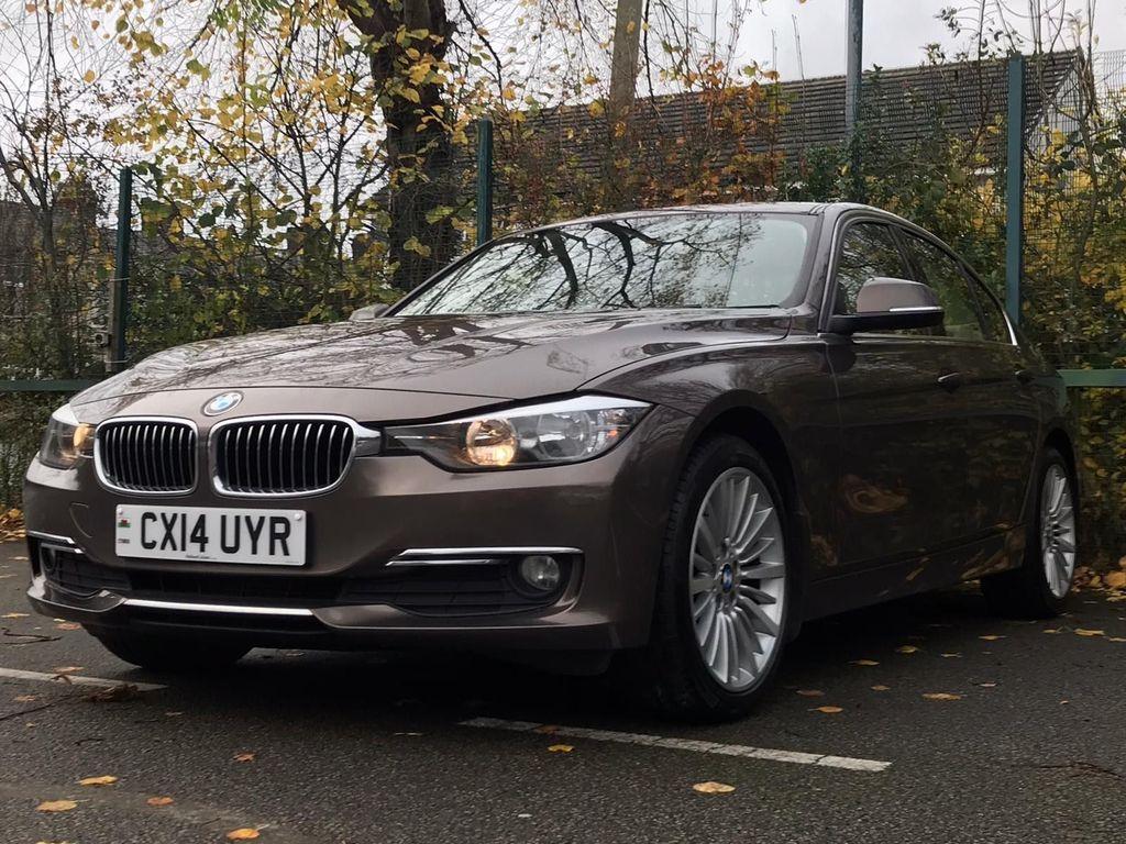 BMW 3 Series Saloon 2.0 318d Luxury (s/s) 4dr
