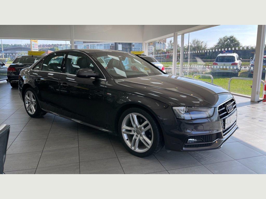 Audi A4 Saloon 2.0 TDI S line Multitronic (s/s) 4dr