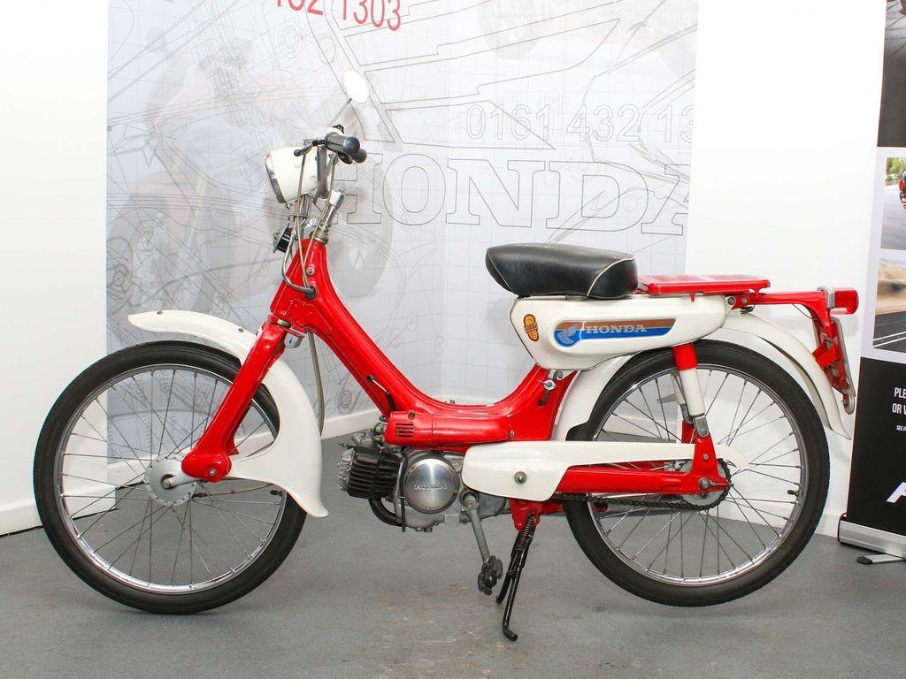 Honda P50 Moped