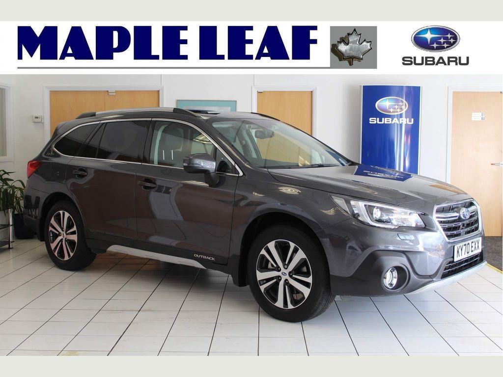 Subaru Outback Estate 2.5i SE Premium Lineartronic 4WD (s/s) 5dr