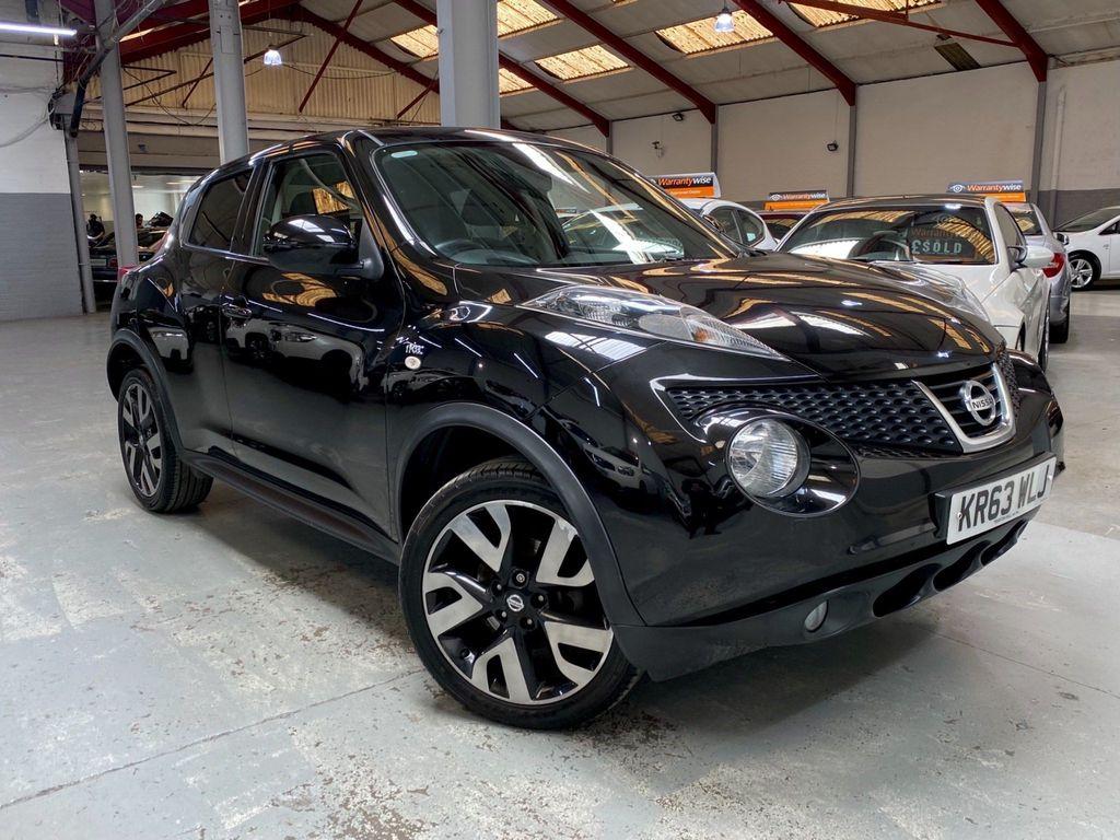 Nissan Juke SUV 1.5 dCi 8v n-tec 5dr