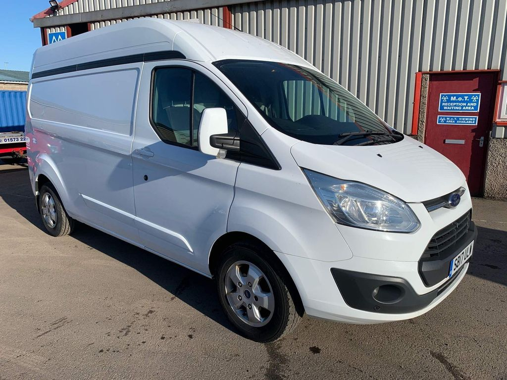 Ford Transit Custom Panel Van 2.0 TDCi 310 Limited L2 H2 5dr