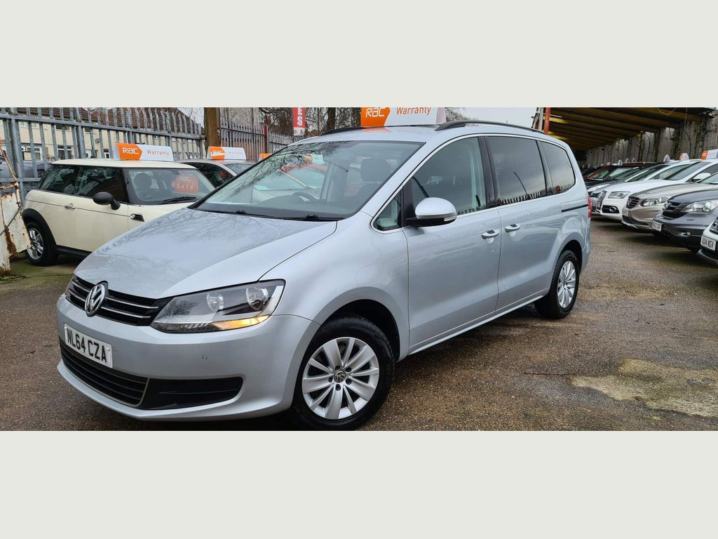 Volkswagen Sharan MPV 2.0 TDI BlueMotion Tech SE (s/s) 5dr