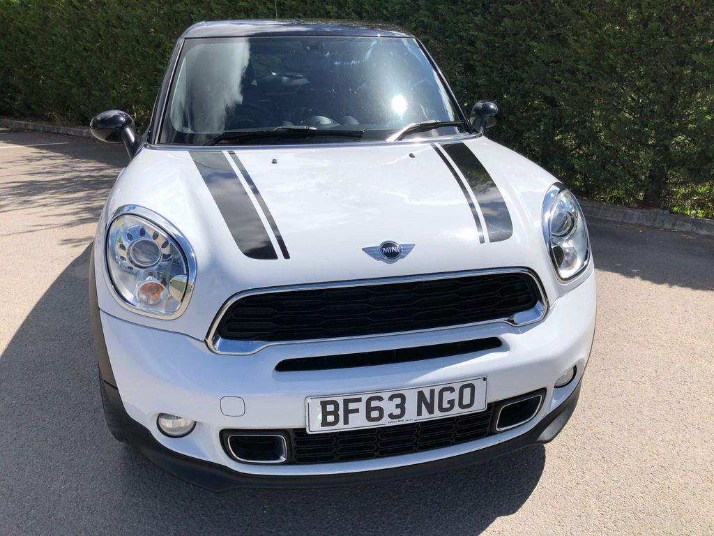 Used Mini Paceman Suv 1.6 Cooper S All4 3dr in Romsey ...