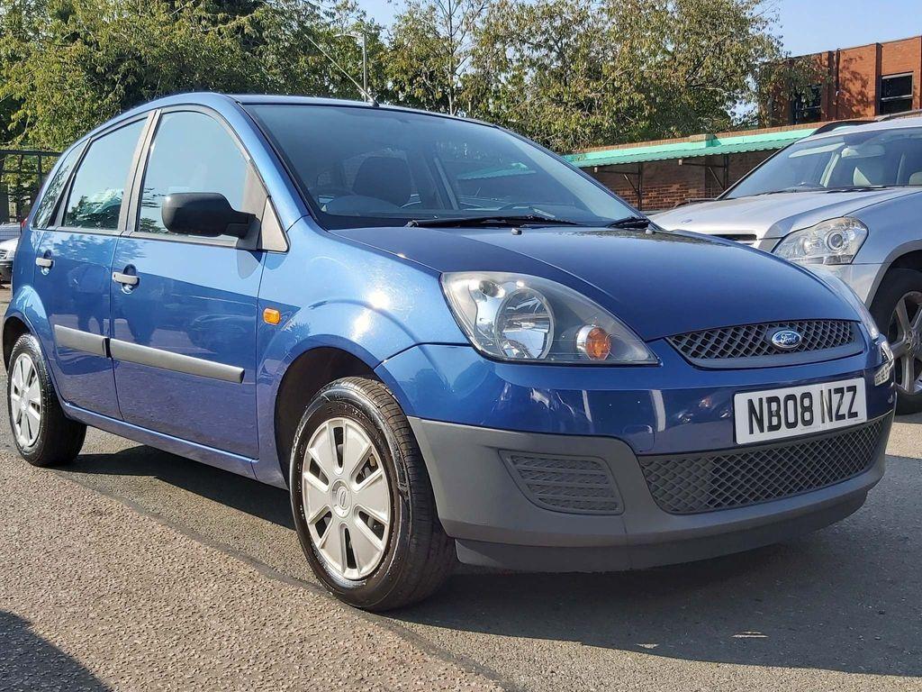 Ford Fiesta Hatchback 1.25 Studio 5dr