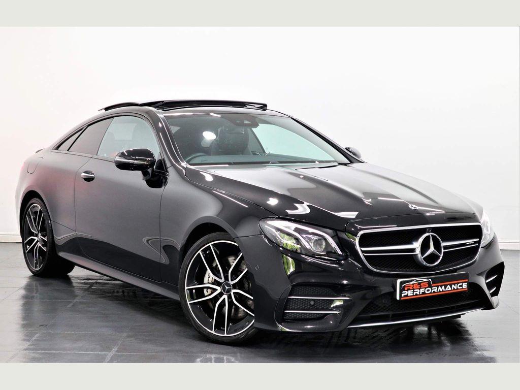 Mercedes-Benz E Class Coupe 3.0 E53 EQ Boost AMG (Premium Plus) SpdS TCT 4MATIC+ (s/s) 2dr