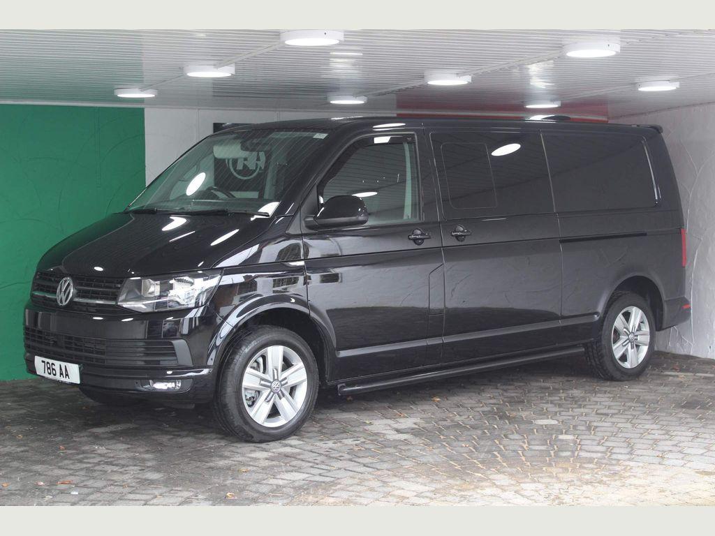Volkswagen Transporter Unlisted 2.0 TDI T32 Startline Crew Van DSG FWD LWB EU6 (s/s) 5dr
