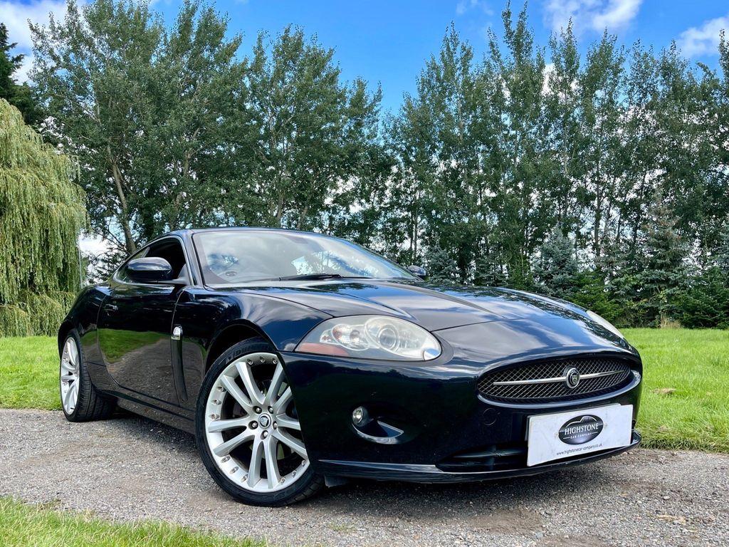 Jaguar XK Coupe 4.2 V8 Auto 2dr