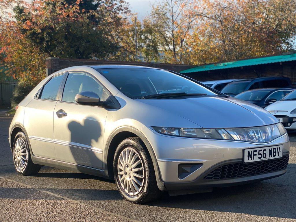 Honda Civic Hatchback 1.4 i-DSI S 5dr
