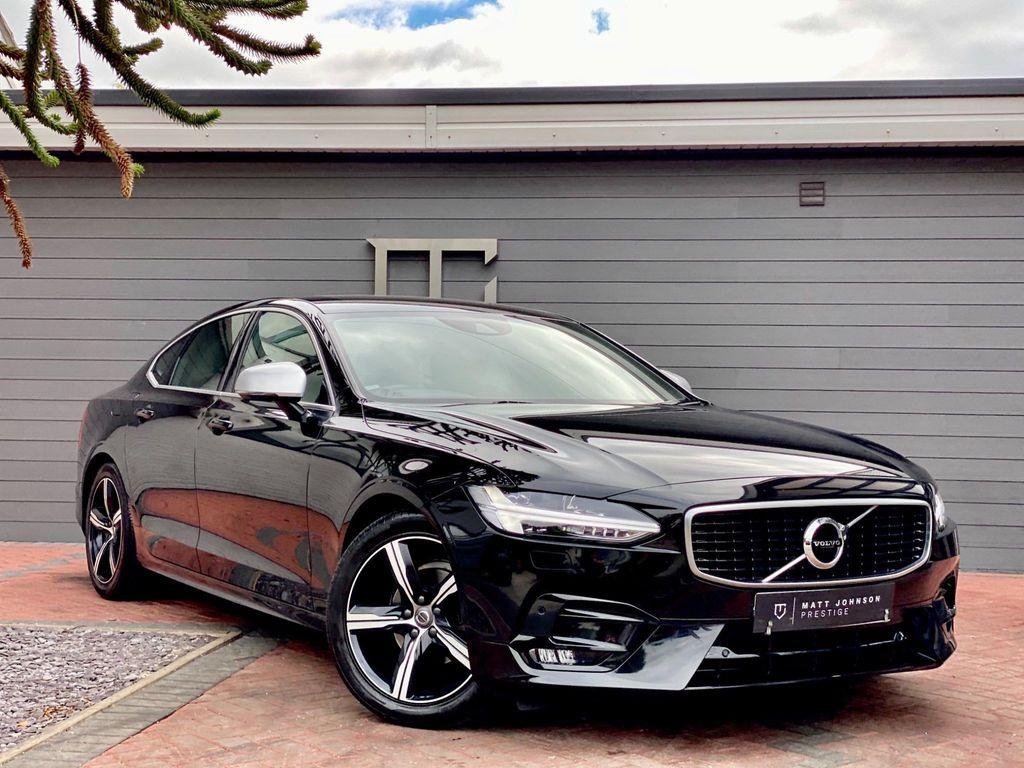 Volvo S90 Saloon 2.0 D4 R-Design Auto (s/s) 4dr