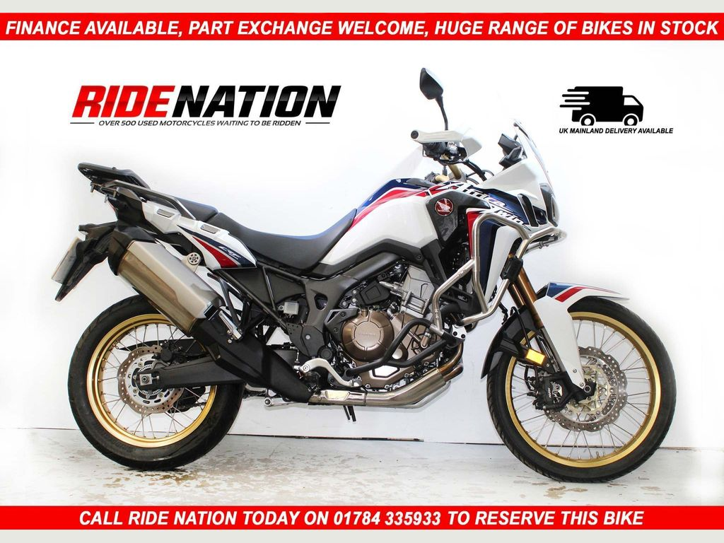 Honda CRF1000L Africa Twin Adventure 1000 Africa Twin ABS
