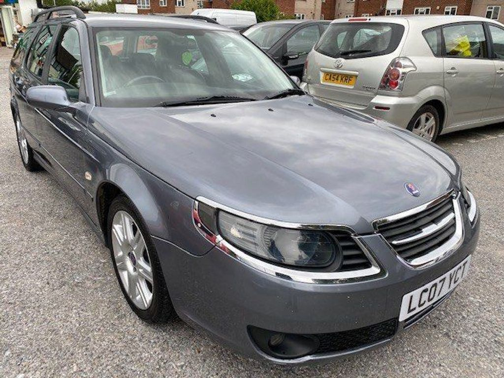Saab 9-5 Estate 2.3 T Vector 5dr