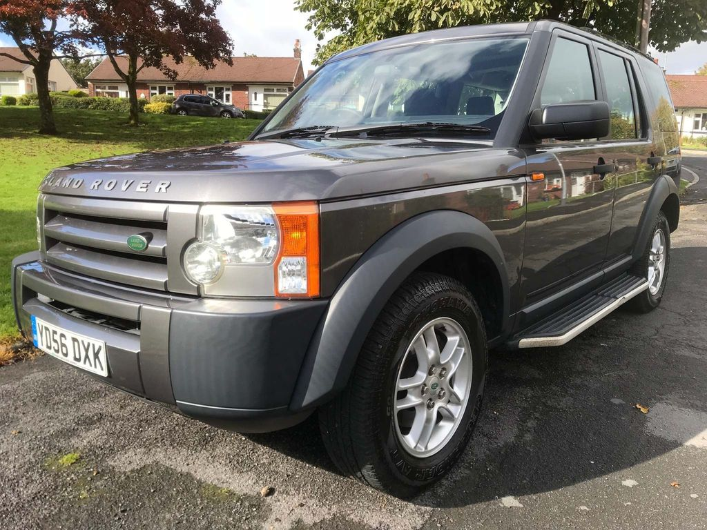 Land Rover Discovery 3 SUV 2.7 TD V6 5dr (7 Seats)
