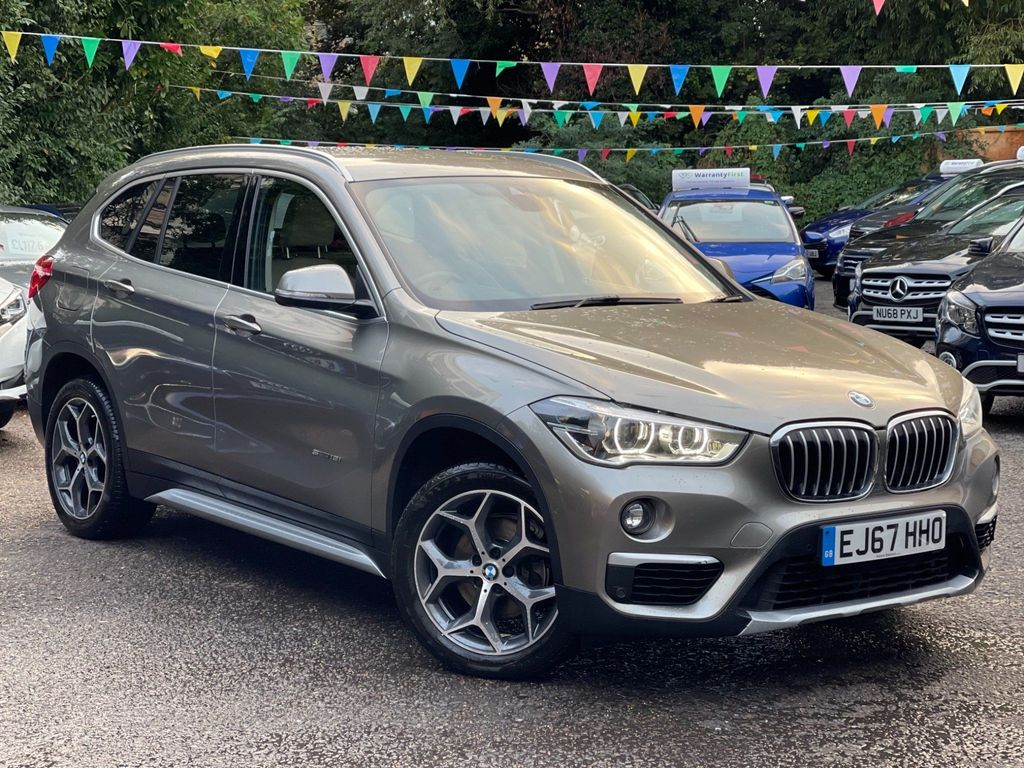 BMW X1 SUV 1.5 18i xLine DCT sDrive (s/s) 5dr