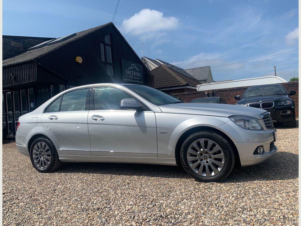 Mercedes-Benz C Class Saloon 2.1 C220 CDI Elegance 4dr
