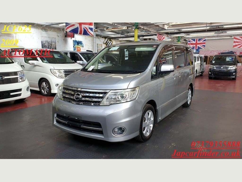 Nissan Serena MPV AUTOMATIC, SUNROOF, P DOORS, 8 SEATS