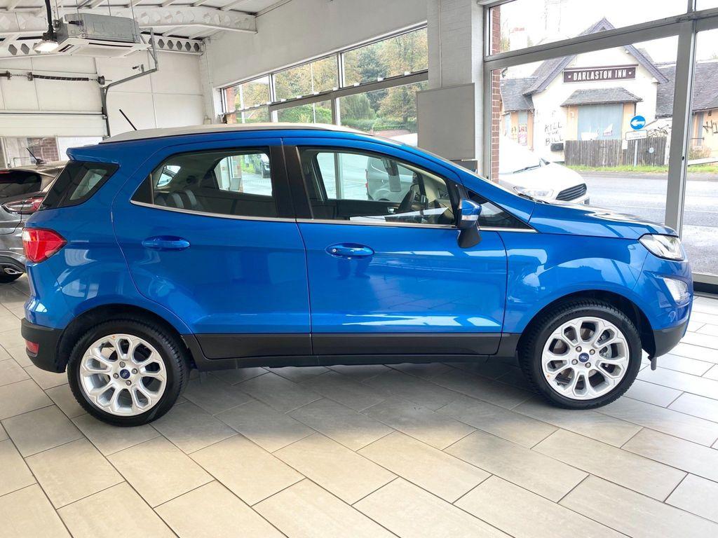 Ford EcoSport SUV 1.0T EcoBoost Titanium (s/s) 5dr