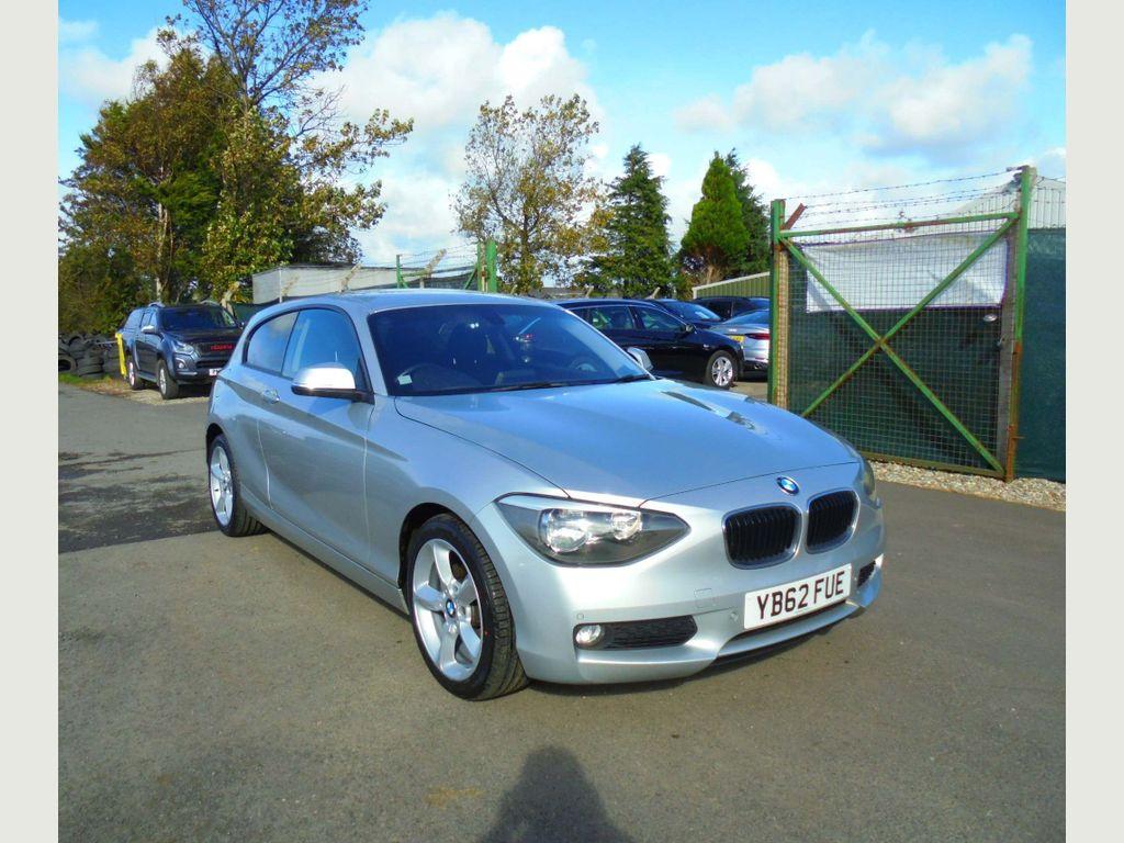 BMW 1 Series Hatchback 2.0 118d SE Sports Hatch 3dr