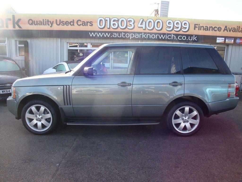Land Rover Range Rover SUV 3.6 TD V8 Vogue SE 5dr