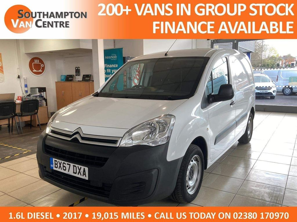 Citroen Berlingo Panel Van 1.6 BlueHDi 625 X L1 4dr