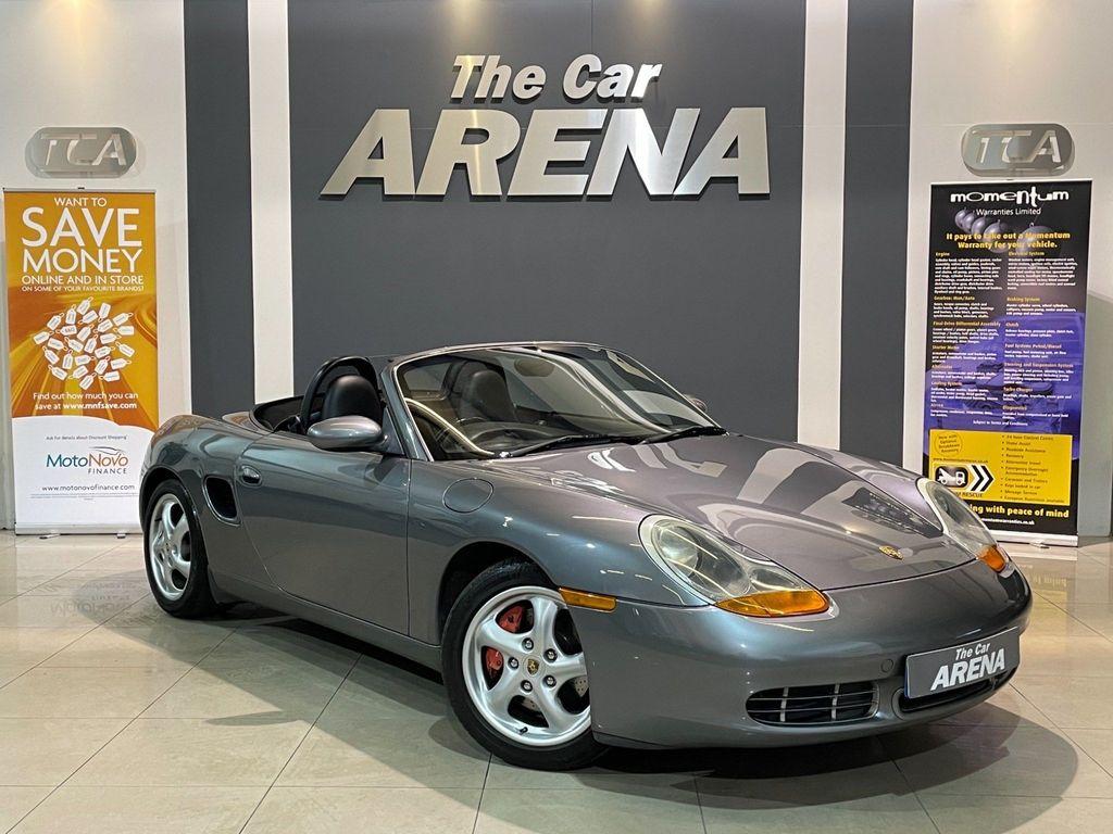 Porsche Boxster Convertible 3.2 986 S 2dr