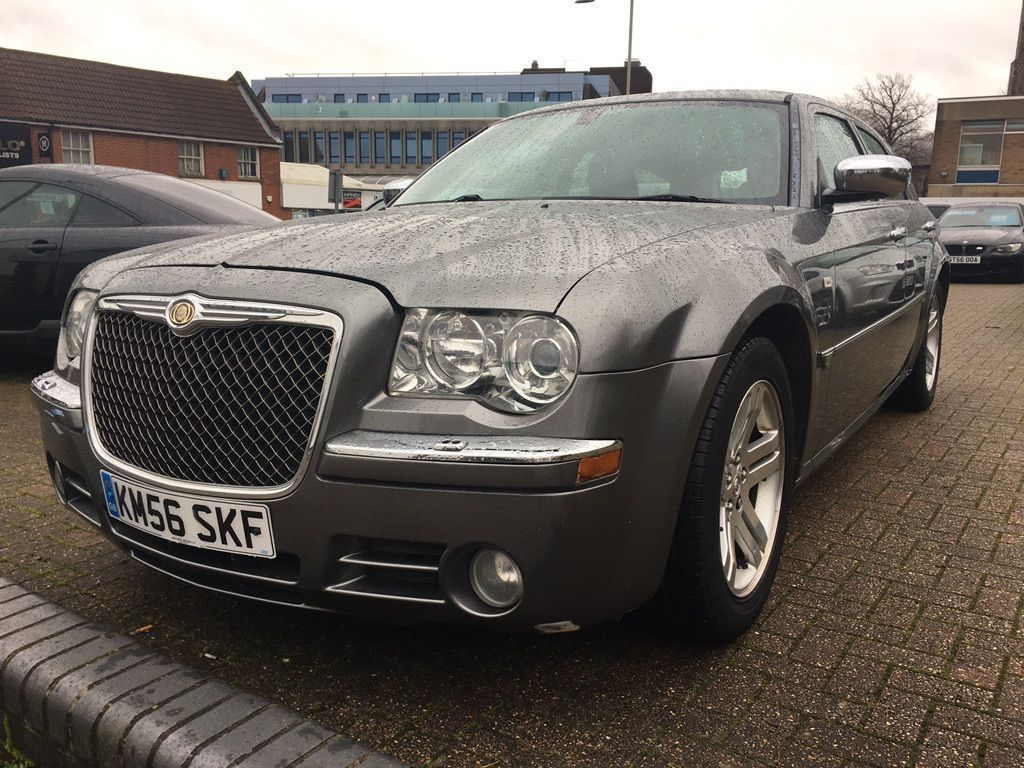 Chrysler 300C Estate 3.0 CRD V6 5dr