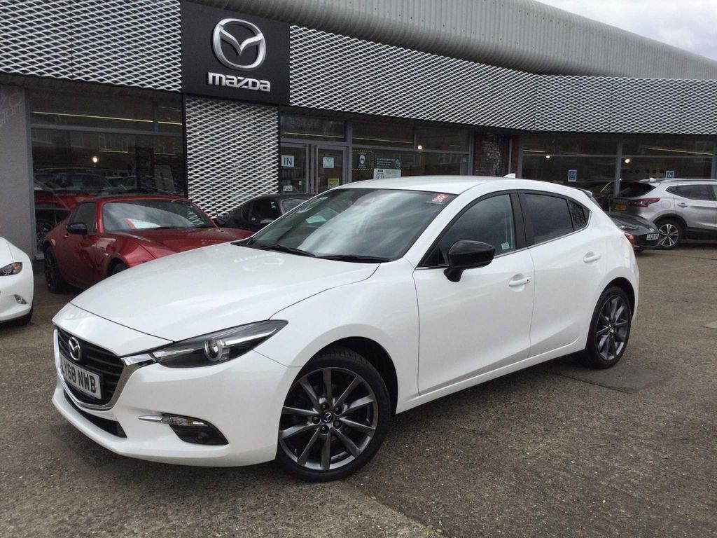 Mazda Mazda3 Hatchback 2.0 SKYACTIV-G Sport Black (s/s) 5dr