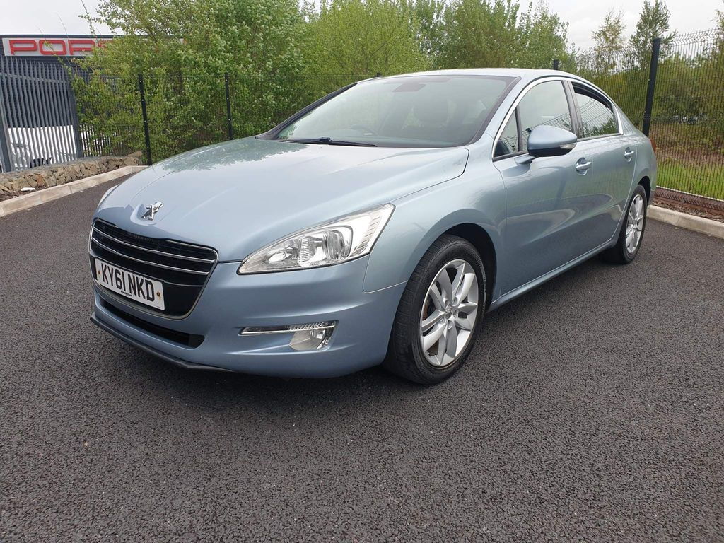 Peugeot 508 Saloon 1.6 HDi Active 4dr