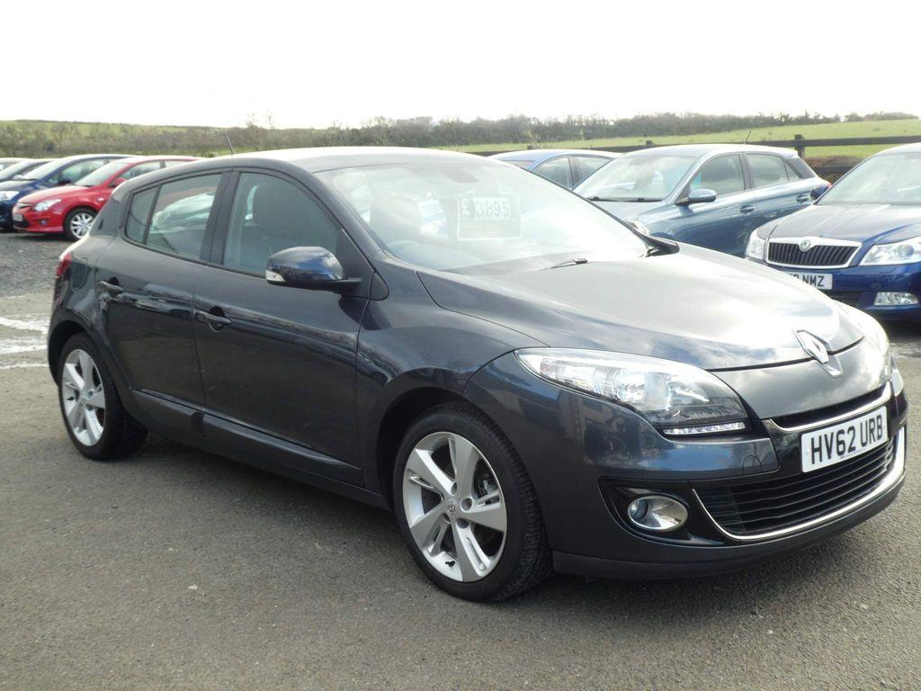 Renault Megane Hatchback 1.5 dCi ECO Dynamique Tom Tom 5dr (Tom Tom)