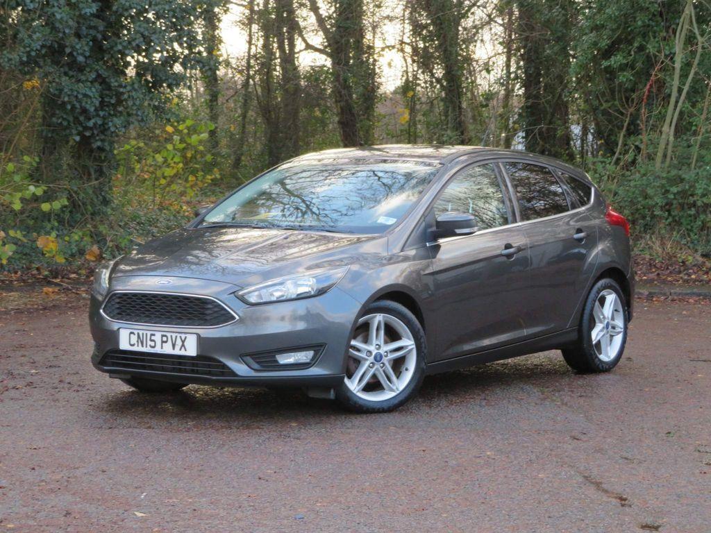 Ford Focus Hatchback 1.6 TDCi Zetec (s/s) 5dr
