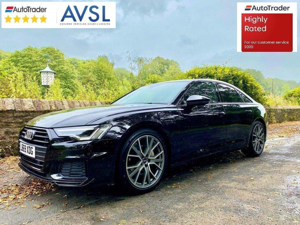 Audi A6 Saloon Saloon 2.0 TDI 40 Black Edition S Tronic (s/s) 4dr