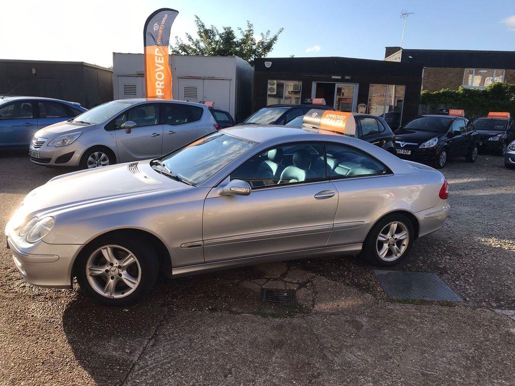 Mercedes-Benz CLK Coupe 2.6 CLK240 Avantgarde 2dr