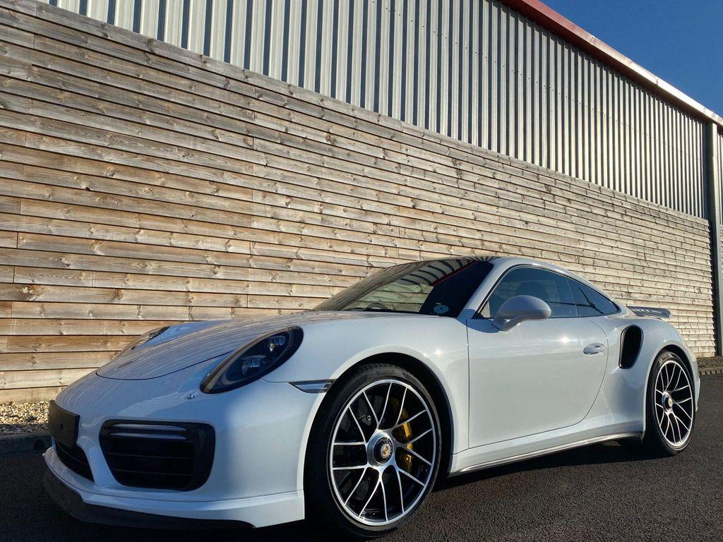 Porsche 911 Coupe 3.8T 991 Turbo S PDK 4WD (s/s) 2dr