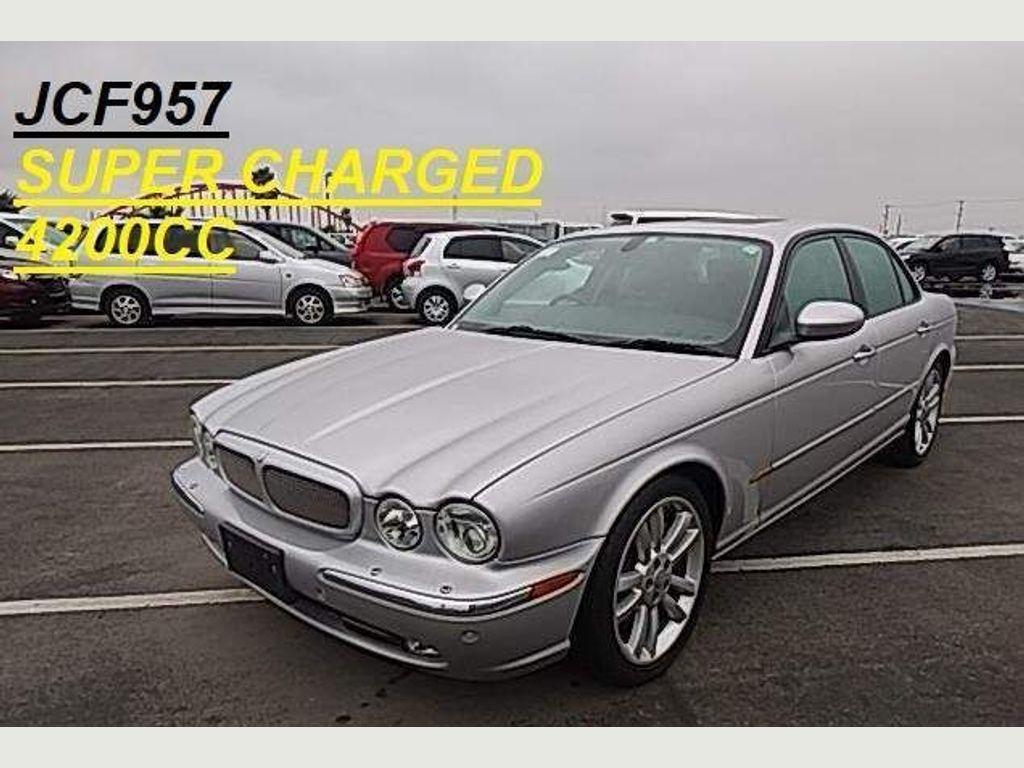 Jaguar XJ Saloon R 4.2 V8 Super Charged 400 BHP RUST FREE