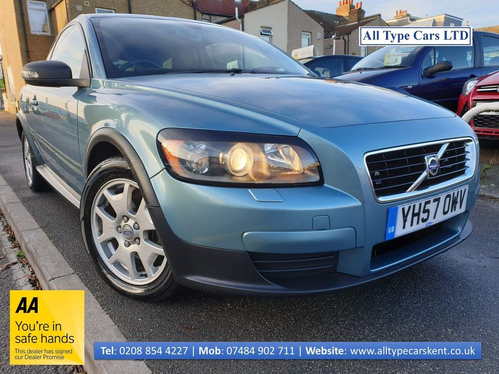 Volvo C30 Coupe 1.6 S 2dr