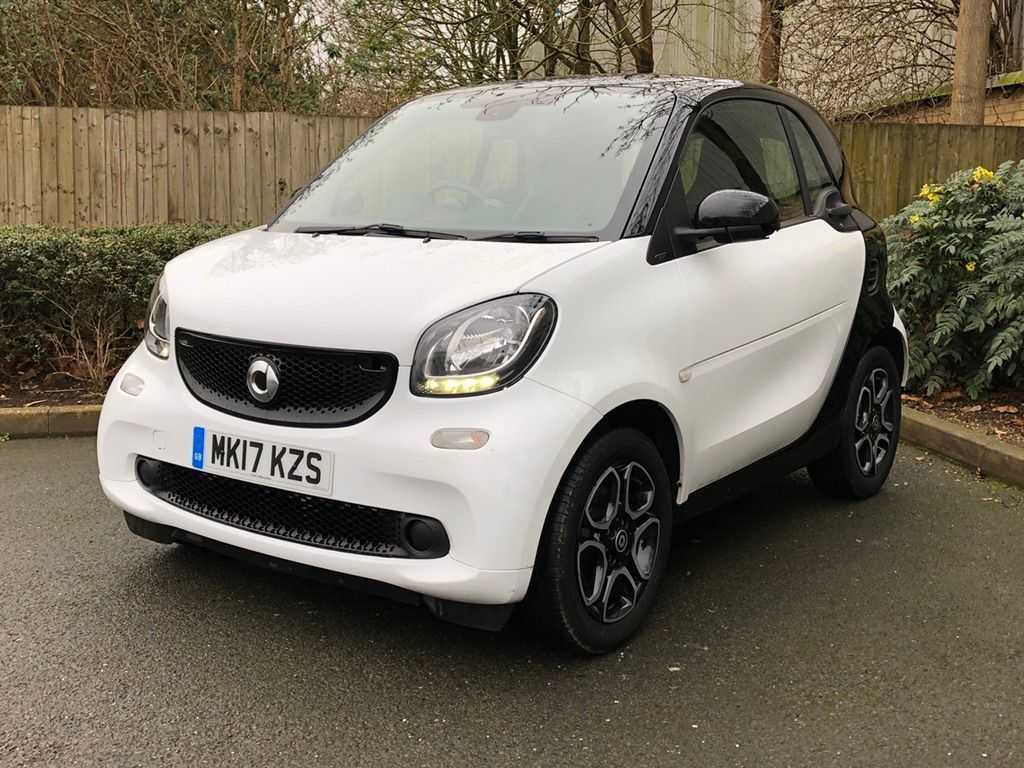 Smart fortwo Coupe 1.0 Prime (s/s) 2dr