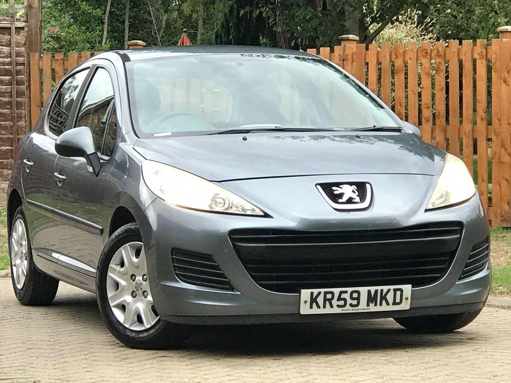 Peugeot 207 Hatchback 1.4 HDi S 5dr (a/c)