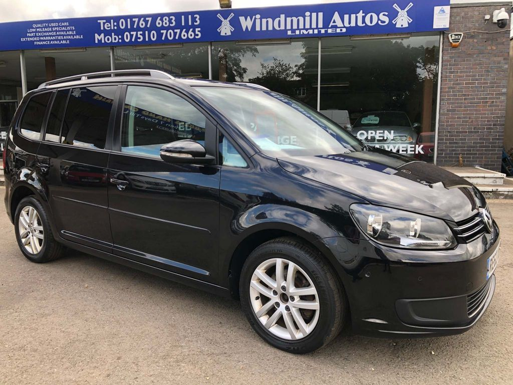 Volkswagen Touran MPV 1.6 TDI SE 5dr (7 Seats)