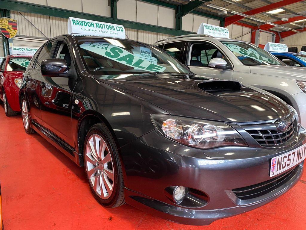 Subaru Impreza Hatchback 2.5 WRX 5dr
