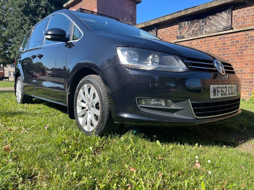 Volkswagen Sharan MPV 2.0 TDI BlueMotion Tech Executive DSG 5dr (6 Seat)