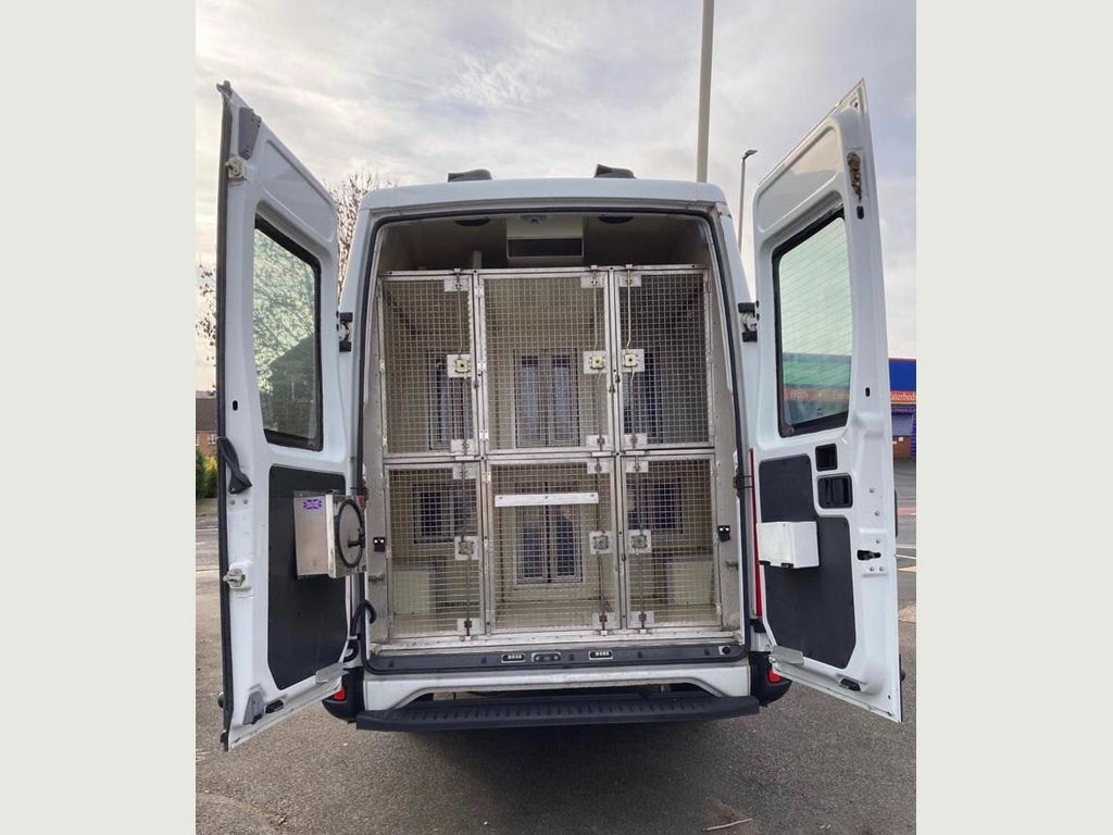 Iveco Daily Specialist Vehicle 2.3 TD 35S12 MWB HIGH ROOF CREW VAN